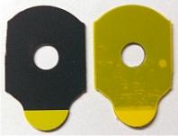 Przylepce HACO EDGE 19mm S-0000-0224 powłoki standardowe full