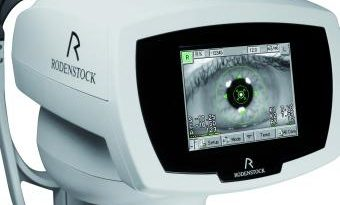 Autorefraktometr Rodenstock CX-2000 full
