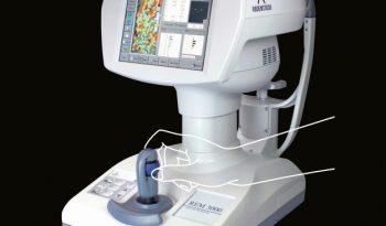 Rodenstock mikroskop endotelium REM-3000 full