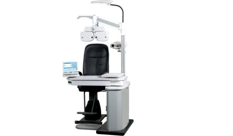 UNIT okulistyczny Rightway CT-400A – zestaw fabryczny full
