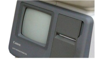 Autorefraktometr CANON R-50 full