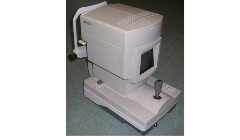 Autorefraktometr HOYA AR-570 full