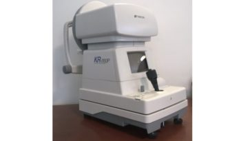 Autorefraktometr TOPCON KR-8100P z keratometrią full