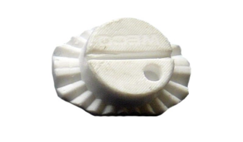 Starblock standard 17mm Half-Eye biały full