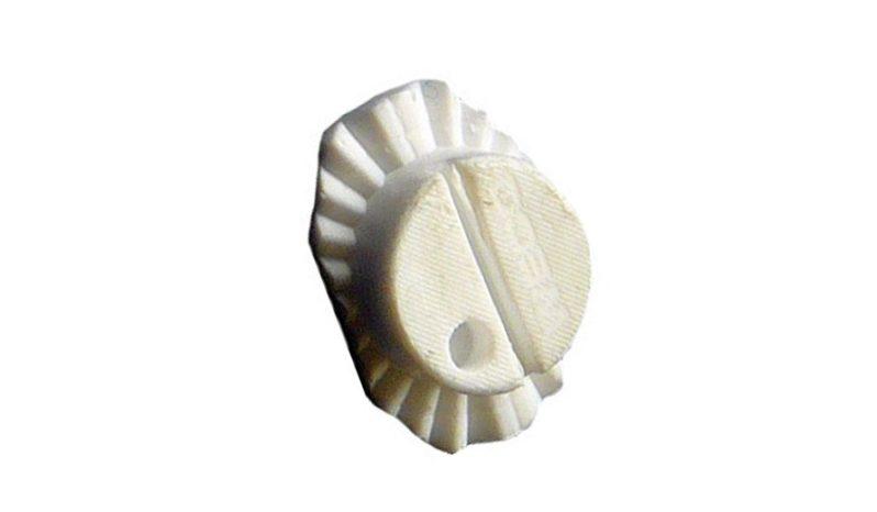 Starblock premium 17mm Half-Eye biały, twardy full