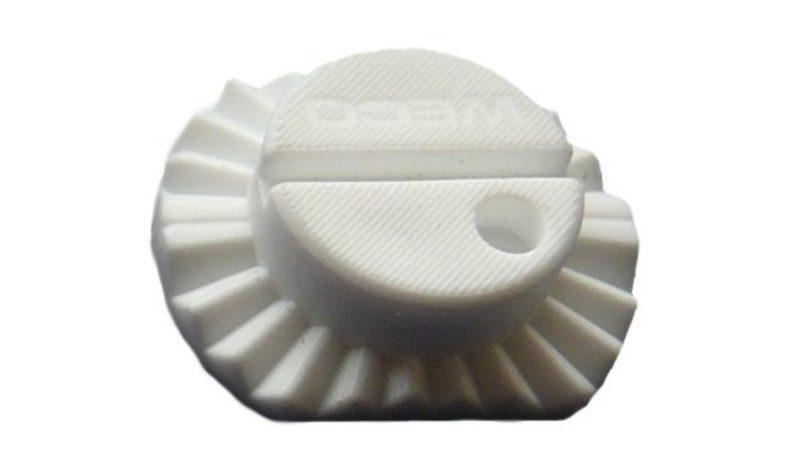 Starblock premium 20mm mały biały twardy full