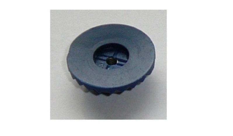 Starblock magnetyczny 26mm duży niebieski full