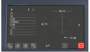 Szlifierka WECO E.3/2 Compact full