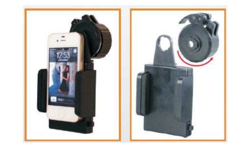 Adapter obrazowania oka do smartfona CTA-100 full