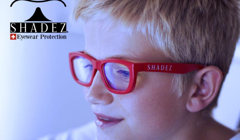 Okulary SHADEZ Clasics przeciwsłoneczne Baby 0-3 lat full