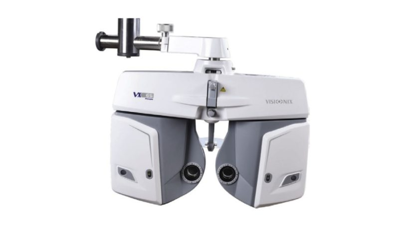 Foropter automatyczny VISIONIX VX65 tablet/pulpit full