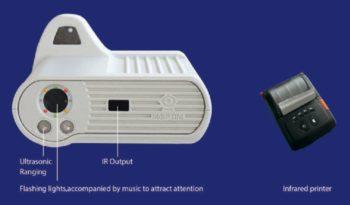 Autorefraktometr przenośny HAR-8800 full