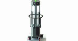 UVC-MED 950W TOWER MAX dezynfekcja sterylizacja