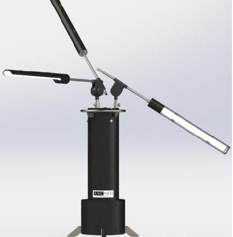 UVC-MED 420W OFFICE dezynfekcja sterylizacja full
