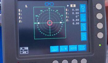 Dioptromierz elektroniczny JD-2600 full